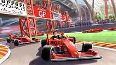 Ferrari World: Atrakce ve světě Ferrari